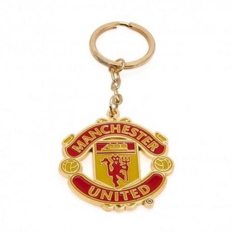 Manchester United FC Crest Keyring