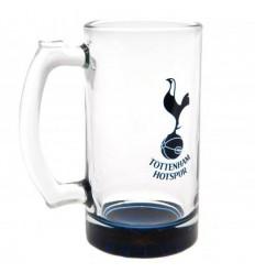 Tottenham Hotspur FC Stein Glass Tankard