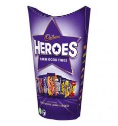Cadbury Heroes Carton - 296g