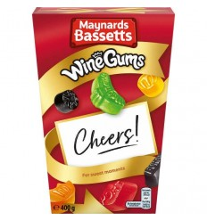 Maynards Bassetts Wine Gums Carton