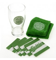Glasgow Celtic FC Mini Bar Set