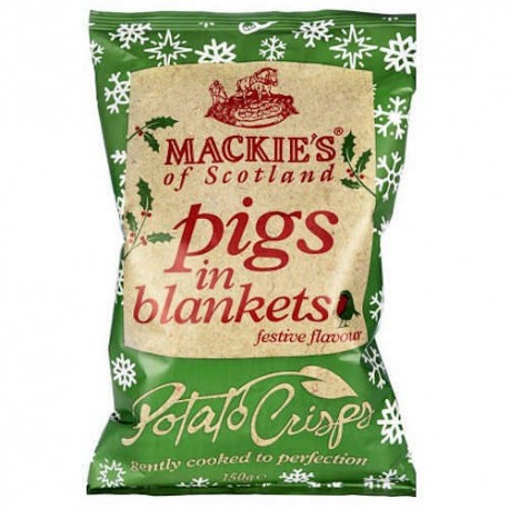 Mackie's Pigs in Blankets Crisps - 150g