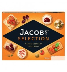 Jacobs Biscuits for Cheese Selection Carton