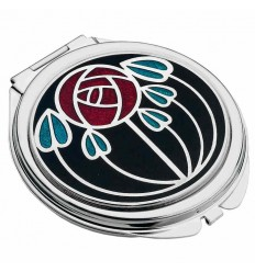 Sea Gems Rennie Mackintosh Compact Mirror