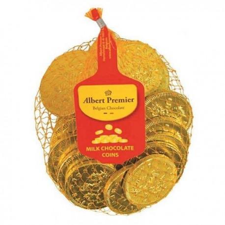 Albert Premier Chocolate Gold Coins