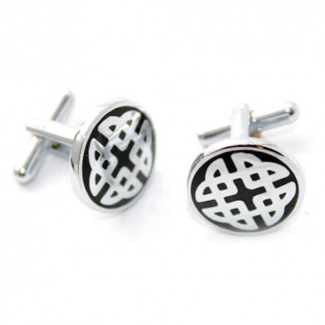 Celtic Knot Cufflinks