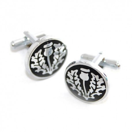 Scotland Thistle Cufflinks