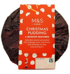 Marks & Spencer Classic Christmas Pudding - 454g