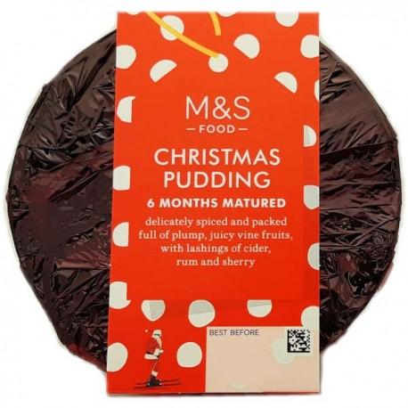 Marks & Spencer Classic Christmas Pudding - 454g