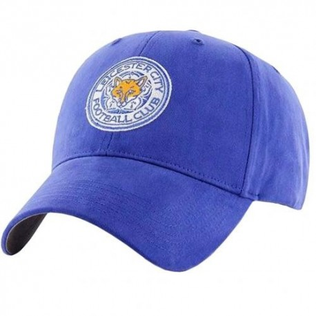 Leicester City FC Baseball Cap - Navy