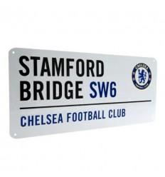 Chelsea FC Street Sign