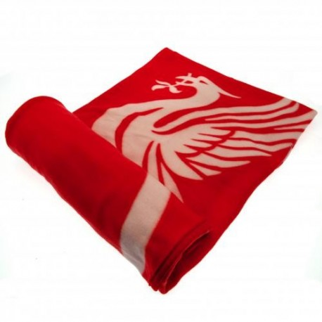 Liverpool FC Fleece Blanket