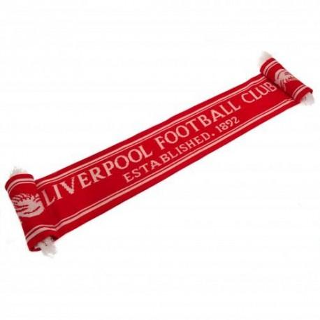 Liverpool FC Scarf - Est. 1892