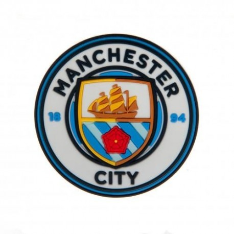 Manchester City FC Fridge Magnet