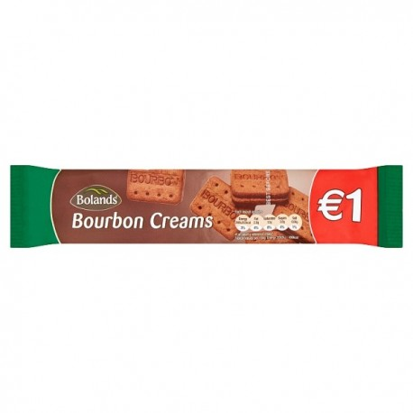 Bolands Bourbon Creams - 150g