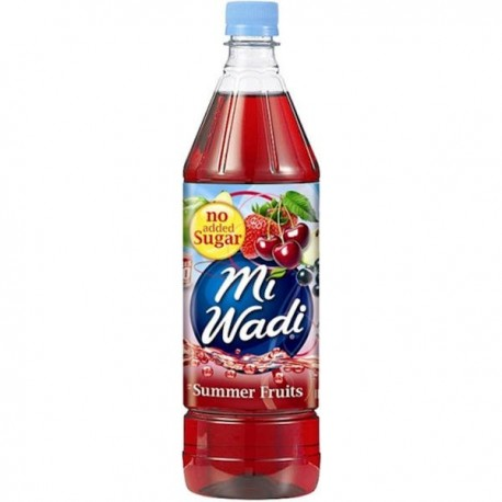 Miwadi NAS Summer Fruits - 1L
