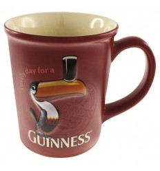 Guinness Toucan Embossed Jumbo Mug