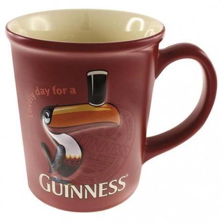 Guinness Toucan Embossed Jumbo Mug