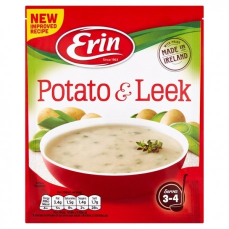 Erin Potato & Leek Soup - 74g