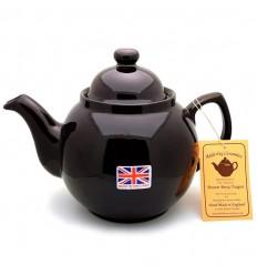 Adderley Brown Betty Teapot