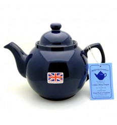 Adderley Cobalt Betty Teapot