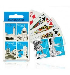 London Sketch Playing Cards