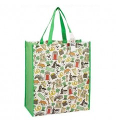 Irish Charm Shopping Bag