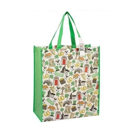 Irish Charms Shopping Bag