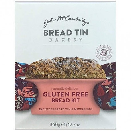 McCambridge Gluten Free Irish Soda Bread Kit