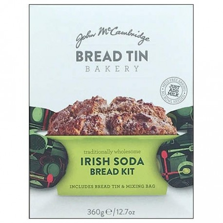 McCambridge Traditional Irish Soda Bread Kit