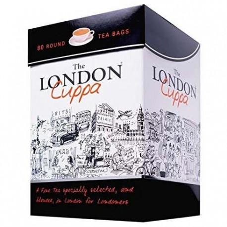 London CuppaTea Bags - 80