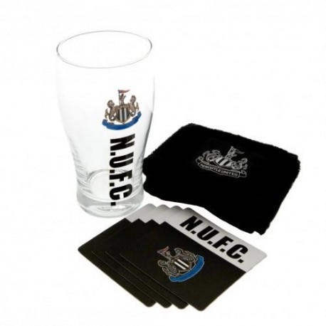 Newcastle United FC Mini Bar Set