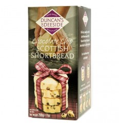 Duncans of Deeside Chocolate Chip Shortbread - 200g