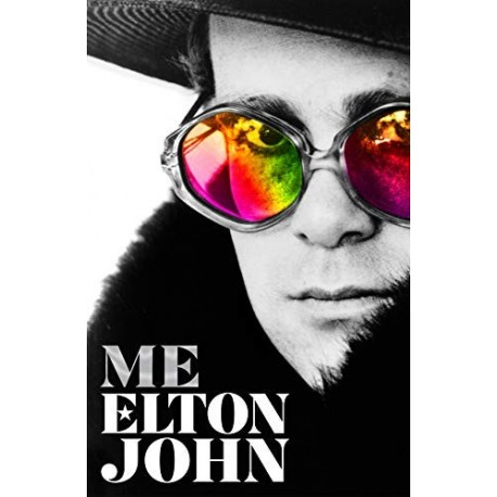 Me: Elton John Official Autobiography [HC]