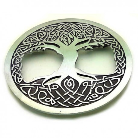 Celtic Tree of Life Trivet
