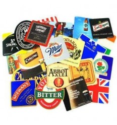 British Pub Beer Mats - Series 1