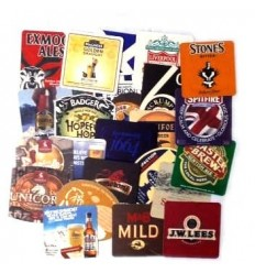 British Pub Beer Mats - Series 2