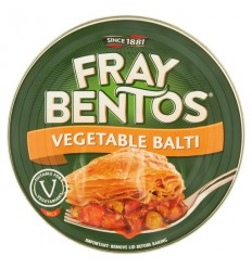 Fray Bentos Vegetable Balti Pie