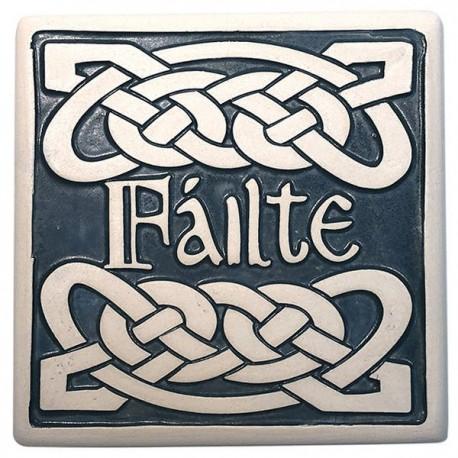 Ceramic Trivet - Failte