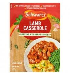Schwartz Lamb Casserole - 35g