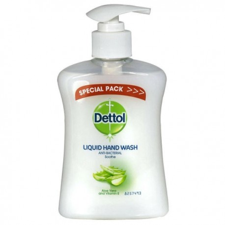 Dettol Liquid Hand Wash - 250ml
