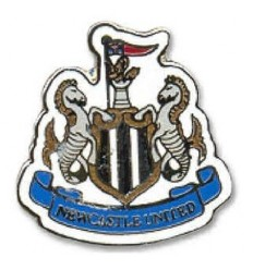 Newcastle United FC Pin Badge