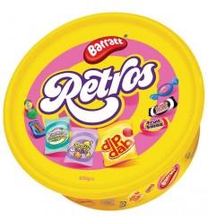 Barratt Retro Sweets Tub 630g
