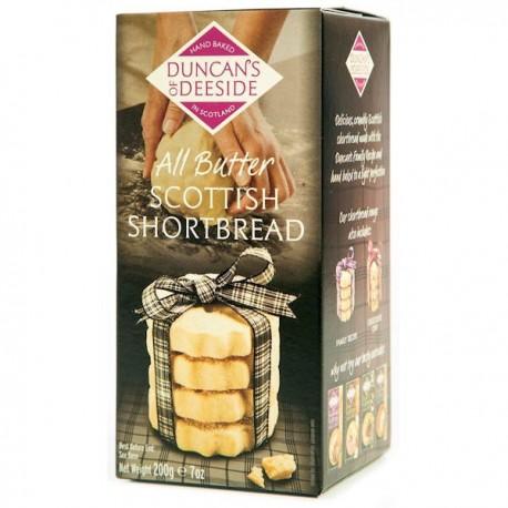 Duncans of Deeside All Butter Shortbread - 200g
