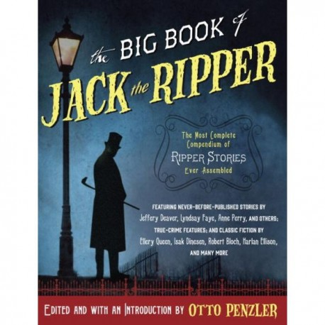 The Big Book of Jack The Ripper [SC]