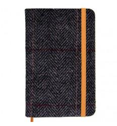 Heritage Traditions Pocket Notebook - Grey Tweed