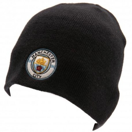 Manchester City FC Knit Ski Hat