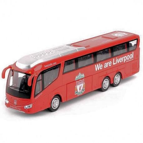 Liverpool FC Die Cast Team Bus