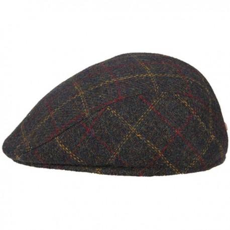 Heritage Traditions Tweed Ear Flap Cap - Brown