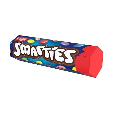 Nestle Smarties Hex Tube- 38g
